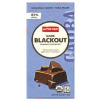 Grocery - Cookies & Sweets - Alter Eco - Alter Eco Alter Eco Dark Blackout Organic Chocolate 2.82 oz (4 Pack)