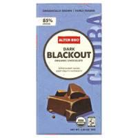 Alter Eco Alter Eco Dark Blackout Organic Chocolate 2.82 oz (4 Pack)