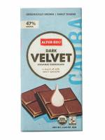 Grocery - Cookies & Sweets - Alter Eco - Alter Eco Alter Eco Dark Velvet Organic Chocolate 2.82 oz (4 Pack)