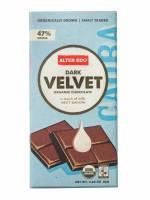 Alter Eco Alter Eco Dark Velvet Organic Chocolate 2.82 oz (4 Pack)