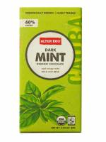Grocery - Cookies & Sweets - Alter Eco - Alter Eco Alter Eco Organic Chocolate Dark Mint 2.82 oz (4 Pack)