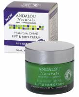 Andalou Naturals - Andalou Naturals Hyaluronic DMAE Lift and Firm Cream