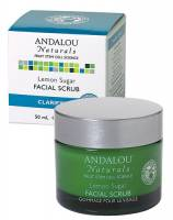 Andalou Naturals - Andalou Naturals Lemon Sugar Facial Scrub