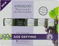 Andalou Naturals - Andalou Naturals Get Started Age Defying Kit
