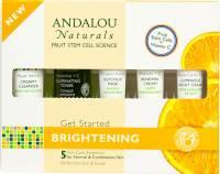 Andalou Naturals - Andalou Naturals Get Started Brightening Kit