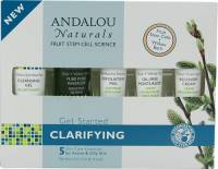 Andalou Naturals - Andalou Naturals Get Started Clarifying Kit