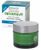 Andalou Naturals - Andalou Naturals Clear Overnight Recovery Cream