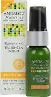 Skin Care - Serums - Andalou Naturals - Andalou Naturals Brightening Turmeric plus C Enlighten Serum