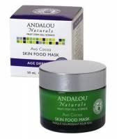 Skin Care - Scrubs & Masks - Andalou Naturals - Andalou Naturals Avo Cocoa Skin Food Mask