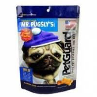 Pet - Food & Treats - Petguard - Petguard Mr. Pugsly's Peanut Butter Dog Biscuits