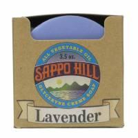 Non-GMO - Health & Personal Care - Sappo Hill Soapworks - Sappo Hill Soapworks Lavender Crme Soap