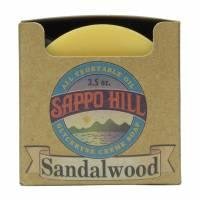 Non-GMO - Health & Personal Care - Sappo Hill Soapworks - Sappo Hill Soapworks Sandalwood Crme Soap