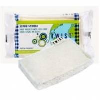 Kitchen - Cleaning Supplies - Twist - Twist Plant Based Scrubbing Sponge