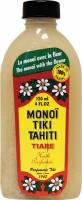 Monoi Tiare - Monoi Tiare Coconut Oil Gardenia (Tiare) 4 oz