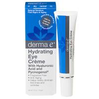 Eye Care - Eye Creams - Derma E - Derma E Hydrating Eye Creme with Hyaluronic Acid & Pycnogenol 2 oz