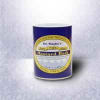 Ayurvedic - Health & Beauty - Dr Singha's - Dr Singha's Mustard Bath 8 oz