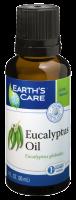 Earth's Care - Earth's Care Eucalyptus Oil 100% Pure & Natural 1 oz