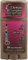 Health & Beauty - Deodorants - Geodeo - Geodeo Natural Deodorant Stick Island 2.3 oz