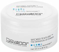 Hair Care - Gels - Giovanni Cosmetics - Giovanni Cosmetics Wicked Wax Styling Pomade 2 oz