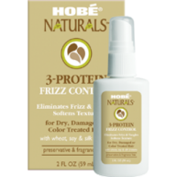 Hair Care - Serums - Hobe Labs - Hobe Labs 3 Protein Frizz Control 2 oz
