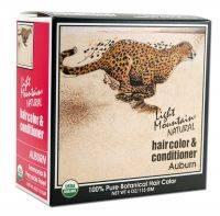 Hair Care - Hair Color - Light Mountain Henna - Light Mountain Henna Hair Color Auburn 4 oz