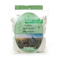 Maxim - Maxim Organic Cotton Rounds Drawstring Bag 80 ct