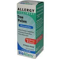 Homeopathy - Allergies & Sinus - Natra-Bio/Botanical Labs - Natra-Bio/Botanical Labs bioAllers Tree Pollen Allergy Relief 1 oz