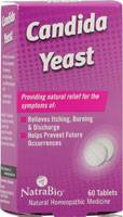 Natra-Bio/Botanical Labs - Natra-Bio Candida Yeast Relief 1 oz