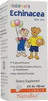 Homeopathy - Children - Natra-Bio/Botanical Labs - Natra-Bio Children's Echinacea 4 oz