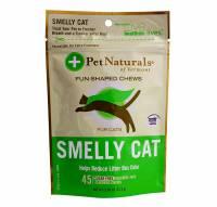Pet - Health Supplies - Pet Naturals Of Vermont - Pet Naturals Of Vermont Smelly Cat 45 pc