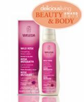 Health & Beauty - Bath & Body - Weleda - Weleda Pampering Body Lotion Wild Rose 6.8 oz