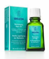 Health & Beauty - Hair Care - Weleda - Weleda Rosemary Hair Oil 1.7 oz