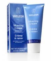 Health & Beauty - Hair Care - Weleda - Weleda Shaving Cream 2.5 oz