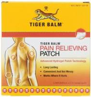 Health & Beauty - Massage & Muscle Tension - Tiger Balm - Tiger Balm Pain Relieving Patch 36 ct
