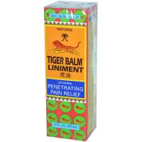 Health & Beauty - Massage & Muscle Tension - Tiger Balm - Tiger Balm Tiger Liniment 2 oz