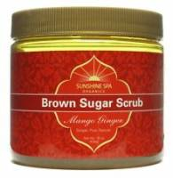 Sunshine Products Group - Sunshine Products Group Brown Sugar Scrub Mango Ginger 16 oz