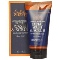 Shea Moisture - Shea Moisture Facial Wash & Scrub 4 oz