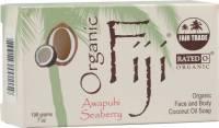 Organic Fiji - Organic Fiji Organic Awapuhi Seaberry Soap Bar 240 gm
