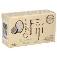 Organic Fiji - Organic Fiji Organic Cucumber Melon Soap Bar 240 gm