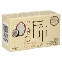 Organic Fiji - Organic Fiji Organic Pineapple Coconut Soap Bar 240 gm