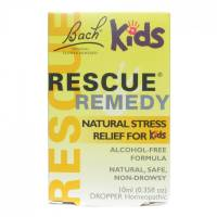 Specialty Sections - Gluten Free - Bach Flower Essences - Bach Flower Essences Rescue Remedy Kids 10 ml