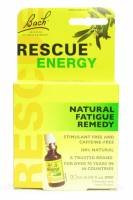 Specialty Sections - Gluten Free - Bach Flower Essences - Bach Flower Essences Rescue Energy 7 ml