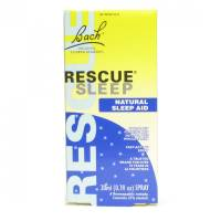 Specialty Sections - Gluten Free - Bach Flower Essences - Bach Flower Essences Rescue Sleep 20 ml