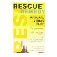 Specialty Sections - Gluten Free - Bach Flower Essences - Bach Flower Essences Rescue Remedy Spray 7 ml