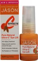 Jason Natural Products Ultra-C Eye Lift Cream Anti Aging Vitamin C Cream 0.5 oz