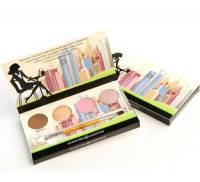 Makeup - Eye Colors & Pencils - Honeybee Gardens - Honeybee Gardens Cosmopolitan Palette