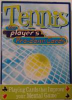 Fitness & Sports - Motivational Cards - Pro-Zone Cards - Pro-Zone Cards Tennis