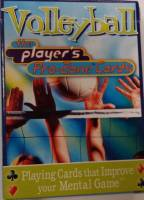 Fitness & Sports - Motivational Cards - Pro-Zone Cards - Pro-Zone Cards Volleyball