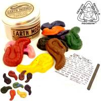 Toys - Crazy Crayons - Crazy Crayons 9 Count - Earth Worms