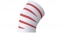 Fitness & Sports - Support Accessories - Valeo - Valeo Red Line Knee Wraps
